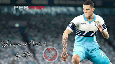 PES 2019 Tattoopack v2 by Sho9_6