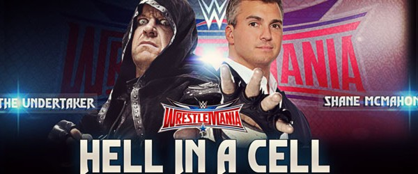 The Undertaker Vs Shane McMahon Wrestlemania 32 Hell In A Cell Live