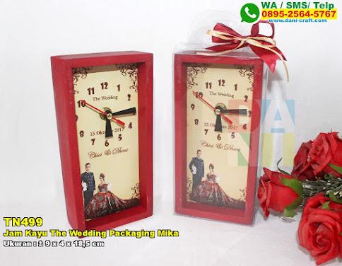 Jam Kayu The Wedding Packaging Mika