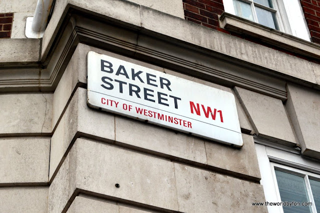Baker Street, lar do detetive mais famoso do mundo