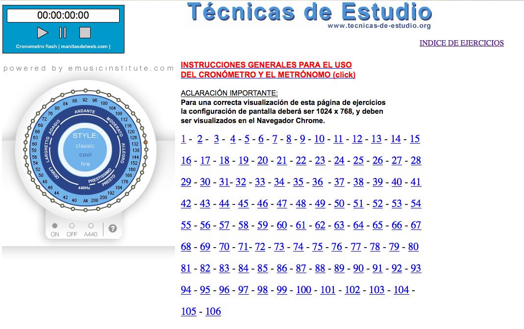 http://www.tecnicas-de-estudio.org/lectura-veloz/ejercicios/