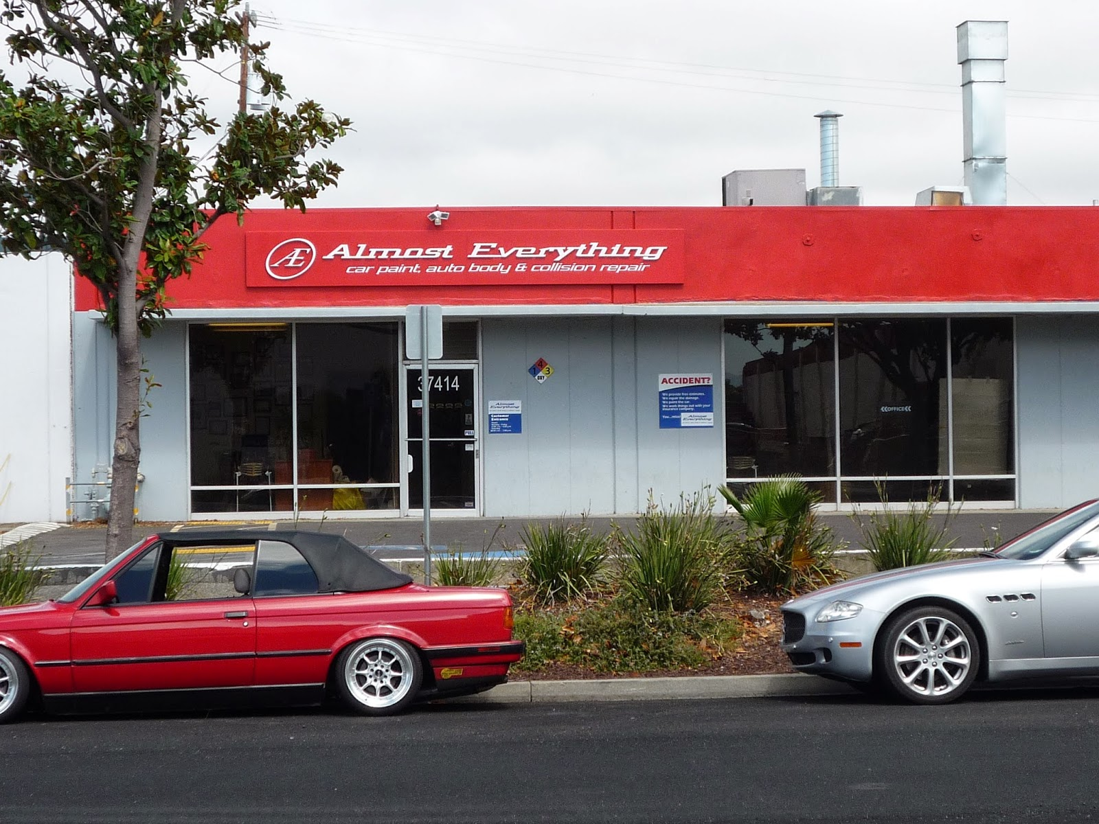Best Collision Repair in San Francisco Bay Area - Almost Everything Auto Body
