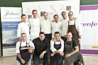 Madrid fusión reune a los 10 cocineros estrella revelación de la década
