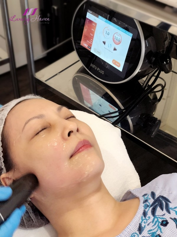 singapore aesthetics eha clinic hifu plus review