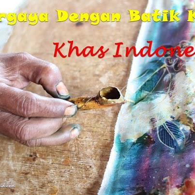 BERGAYA DENGAN BATIK KERIS KHAS INDONESIA