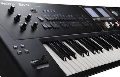 Các tính năng thường sử dụng trên cây đàn organ