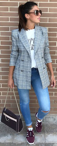 Fashion 2018 Casual Street Styles #streetstyles