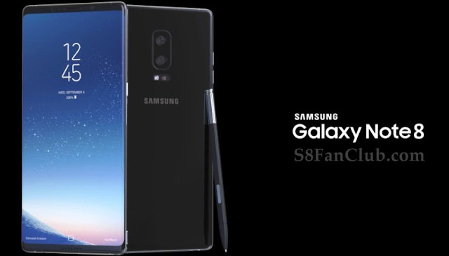 Samsung Galaxy Note 8 Official Hands on Video, Specs & Price
