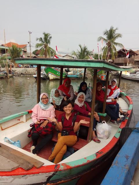 Wisata Pulau Tiga, Karangantu Serang Banten