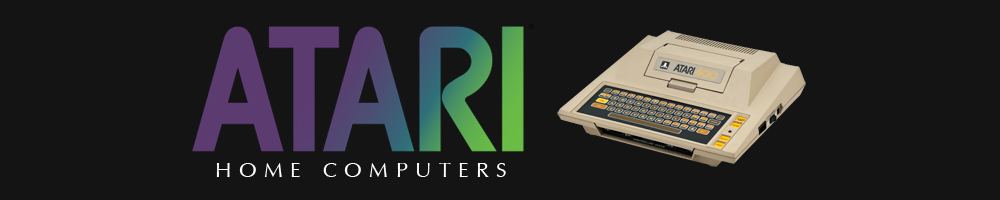 Click Here for Atari 8-Bit Home Computers