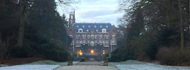 Presentatie rapport disrupte in Kasteel De Hooge Vuursche te Baarn