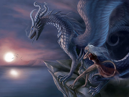 Wayfairs Koleksi Gambar Naga Fantasi Terkeren