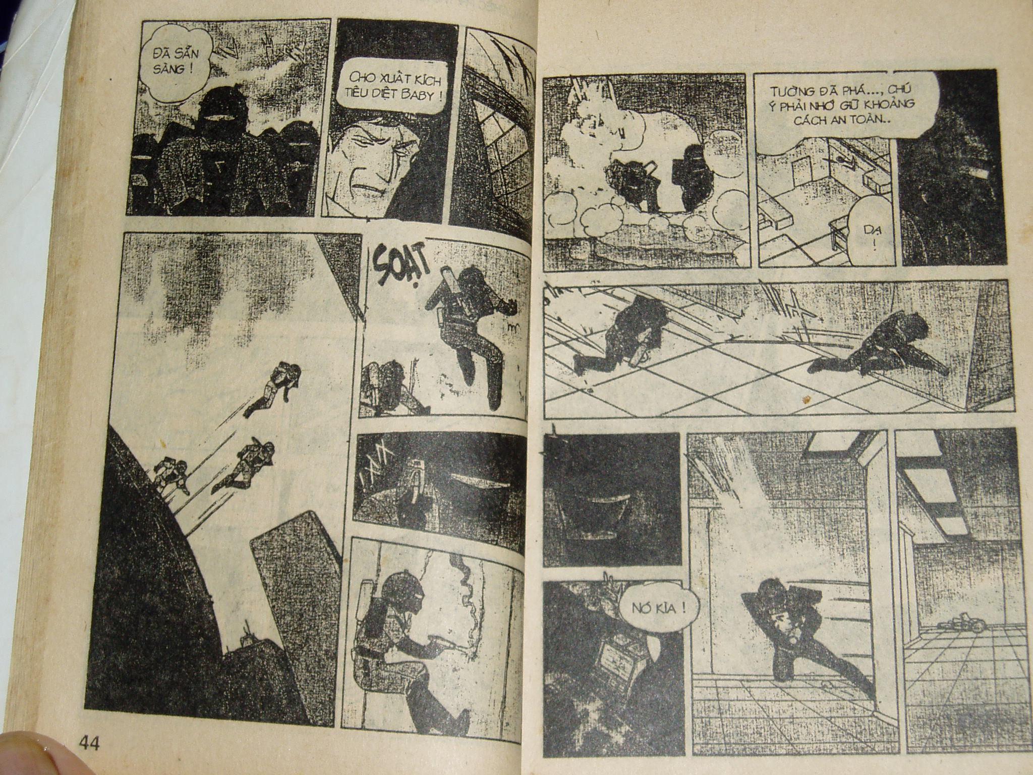 Siêu nhân Locke vol 16 trang 21