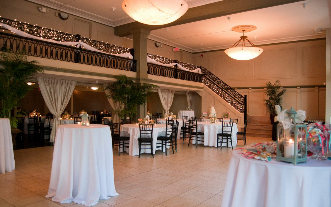 Robert Bryson Hall Wedding Venue