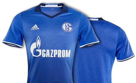 Seconda Maglia FC Schalke 04 modello