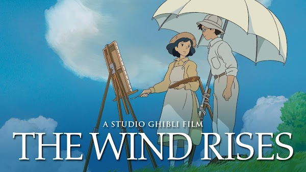 Anime - Menaklukkan Angkasa, The Wind Rises (2013)