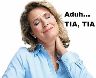 Apa Itu TIA Dalam Istilah Penyakit Stroke