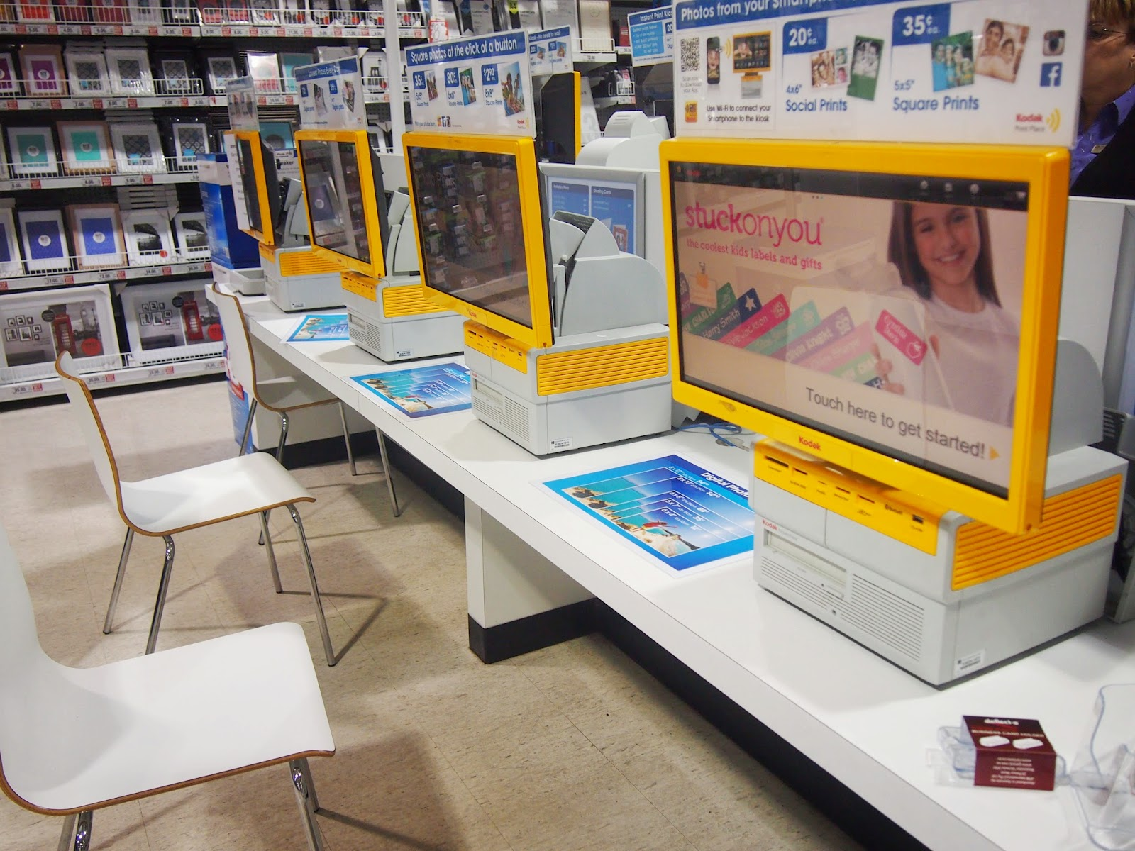 DIY Mother's Day Gifts with Officeworks and Kodak Picture