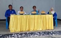 109 Mahasiswa KKLP STKIP di Lamuru Ikuti Penarikan