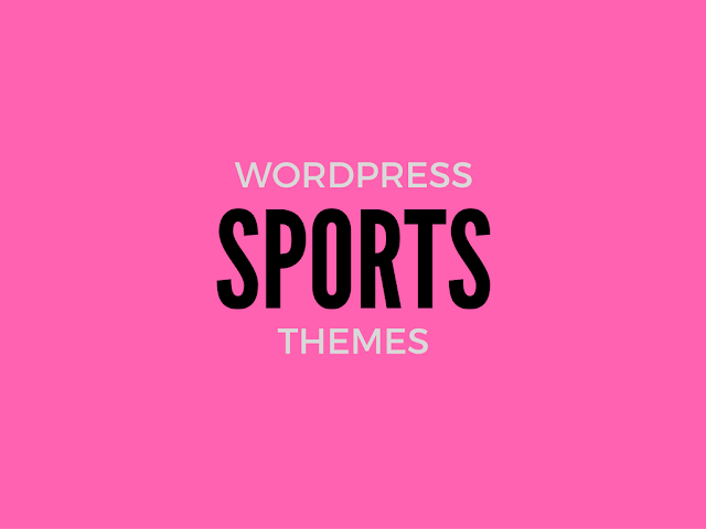 List of best wordpress sports themes 2016