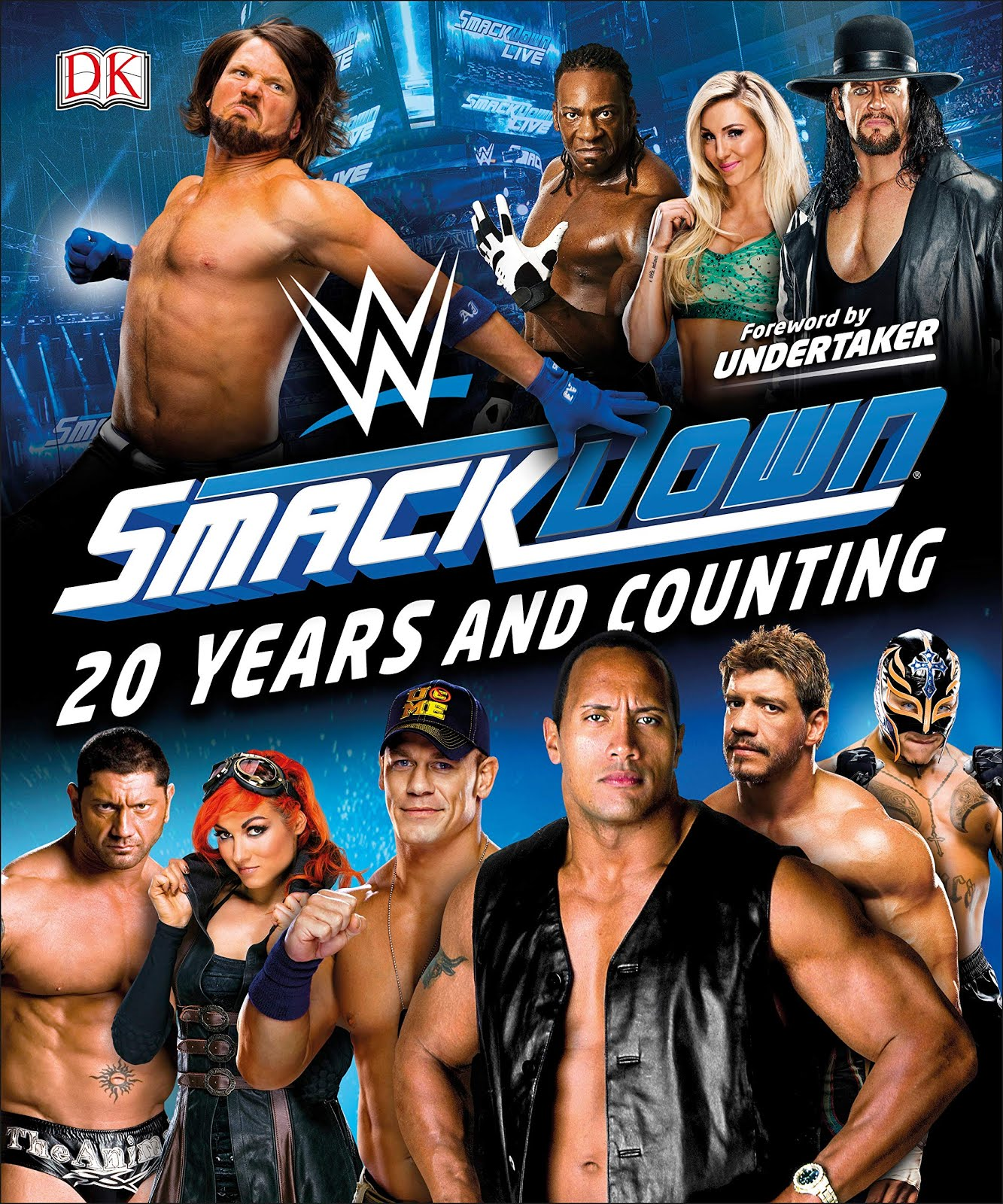 WWE Friday Night SmackDown (24April 2020) 250MB HDTV 480p