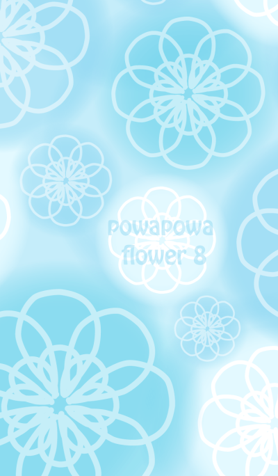 powapowa flower 8