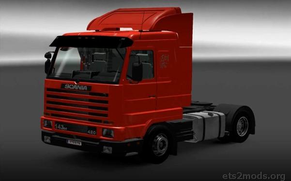 Scania 143m edit by Ekualizer