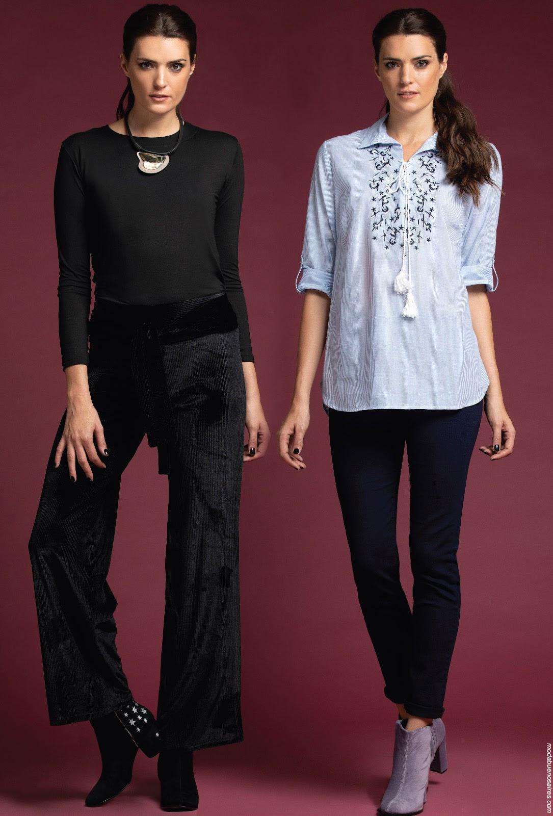 Moda otoño invierno 2019 moda mujer looks tendencia. Invierno 2019 mujer.
