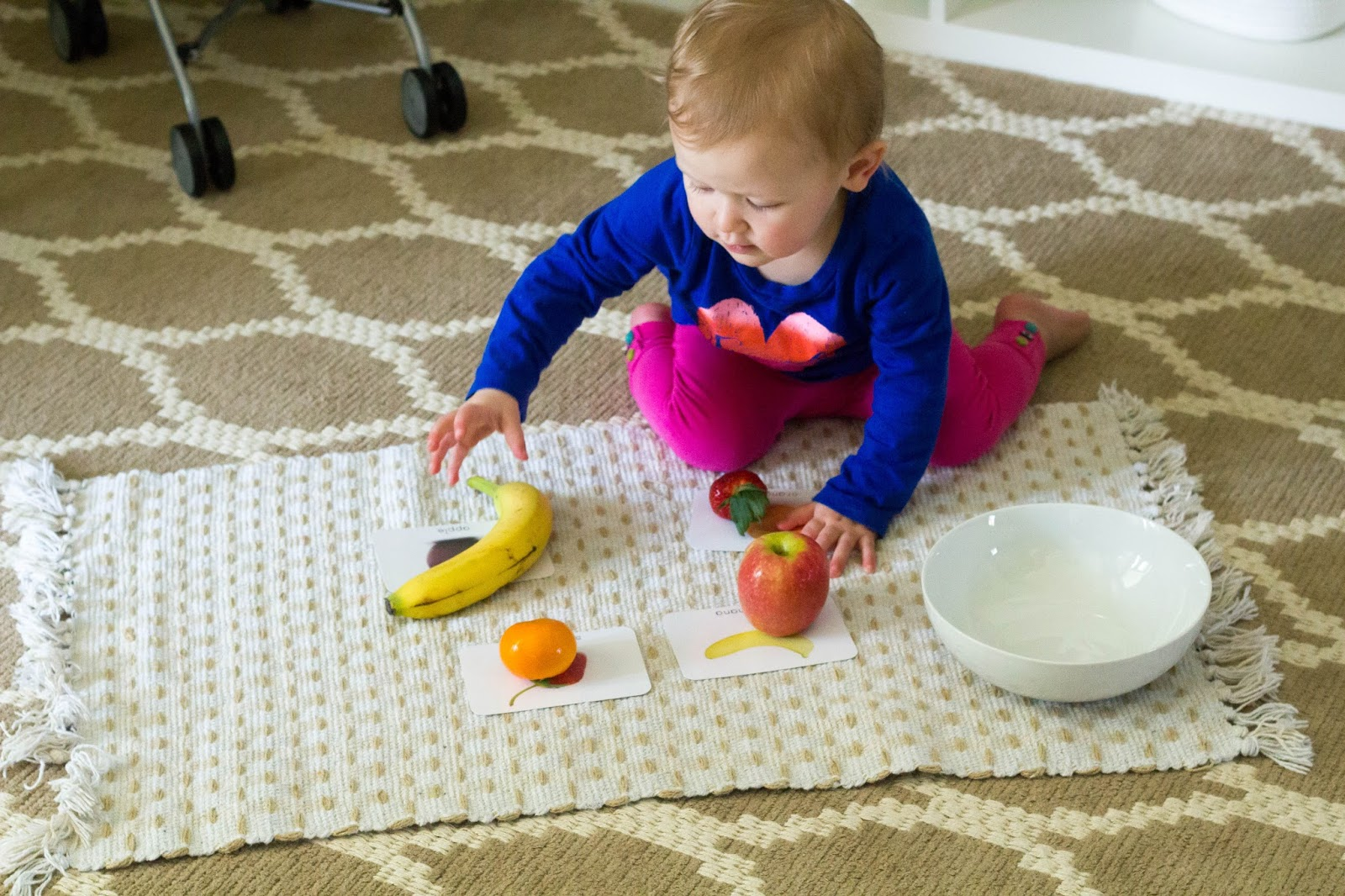 Object To Picture Matching For Montessori Toddlers