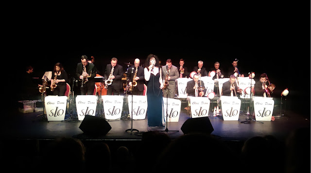 Wendy's Week - Swing & Swatching Swing Syd Lawrence Orchestra Angie Mills