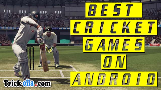 Best cricket games on android