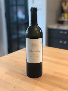 2016 Boeschen Vineyards Estate Cabernet Sauvignon