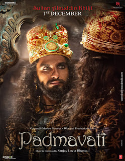Padmaavat 2018 Hindi 720p WEB-DL 800Mb HEVC x265