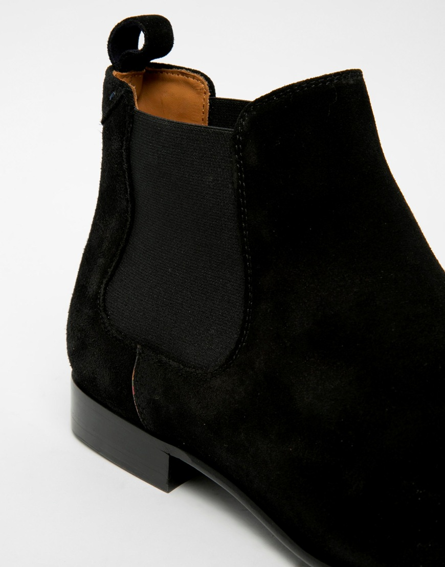 d152c2727ae1 Give Thanks For This Boot  PS By Paul Smith Falconer Suede Chelsea Boot