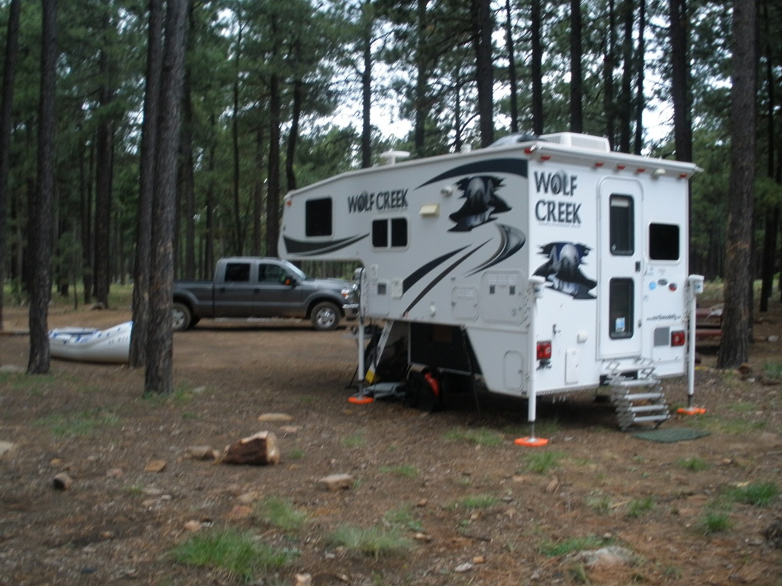 Arizonas rim lakes sitgreaves national forest truck camper adventure boondocking near woods canyon lake publicscrutiny Choice Image