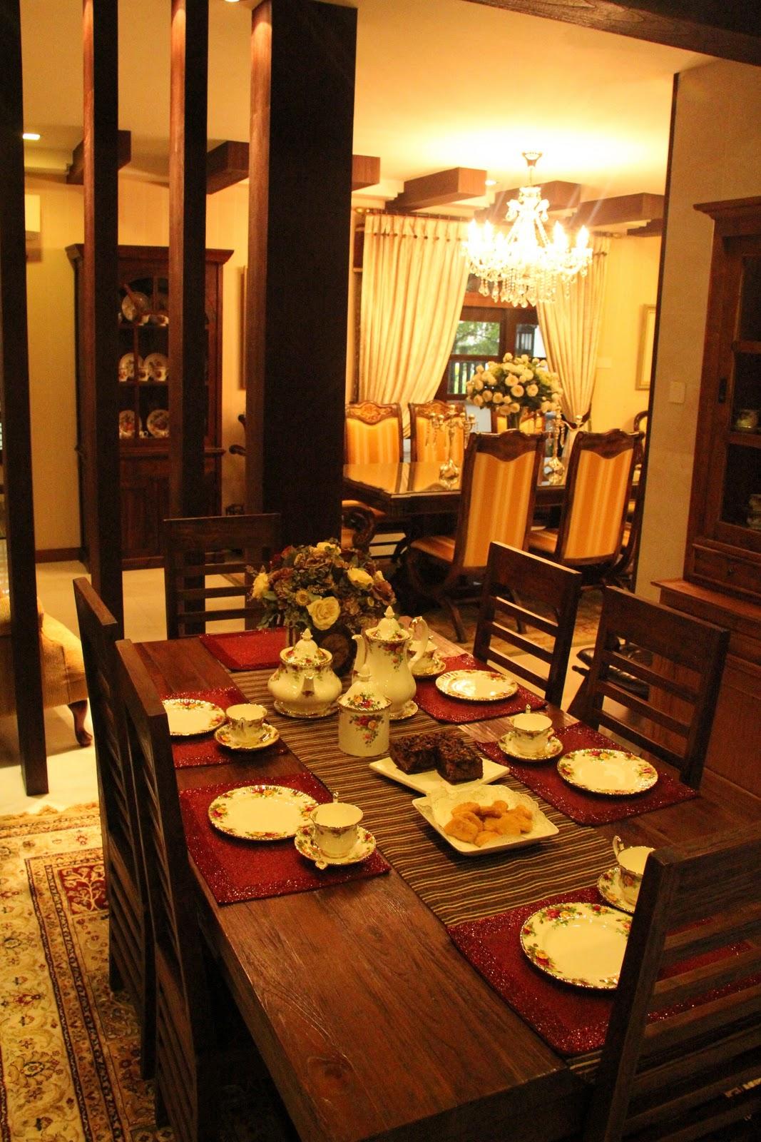 Ruang Tamu Dan Ruang Makan Jadi Satu