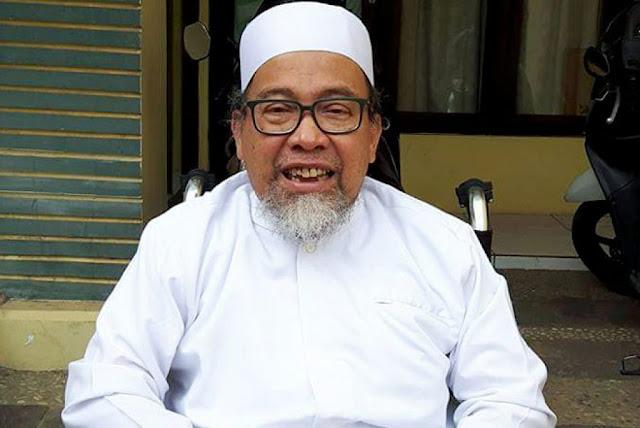 Innalillahi, Ulama Kharismatik Betawi KH. Saifuddin Amsir Telah Berpulang ke Rahmatullah