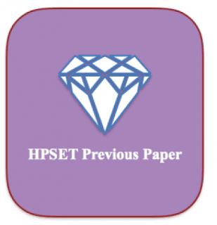 HP Set  Previous Question Paper