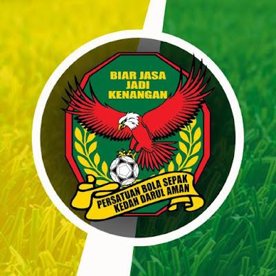 logo baru Kedah FA