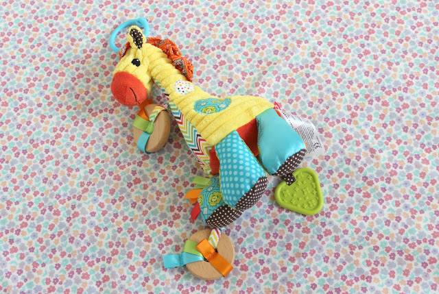 Infantino Giraffe Playtime Pal Review