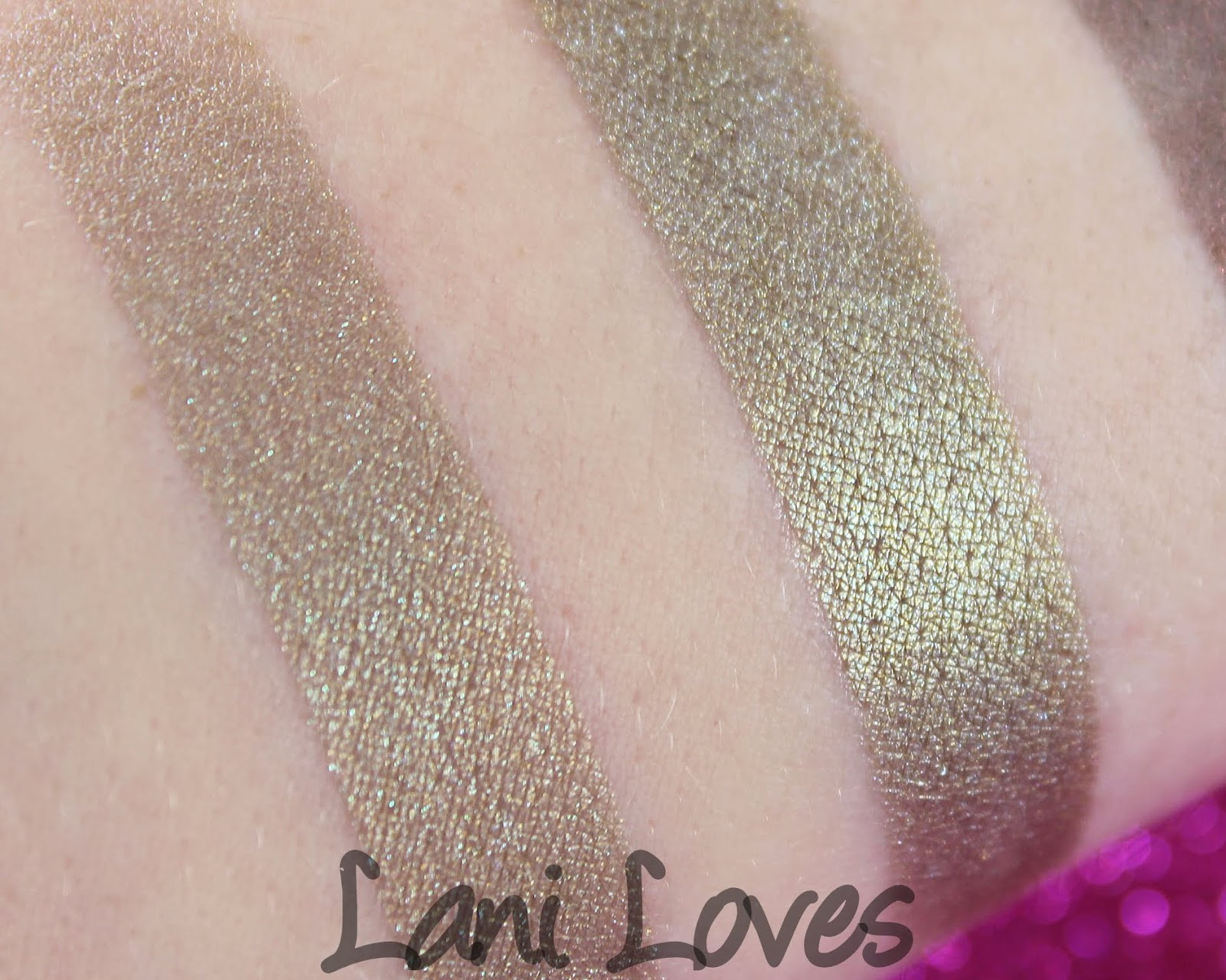 Darling Girl Daily: Demeter Eyeshadow Swatches & Review
