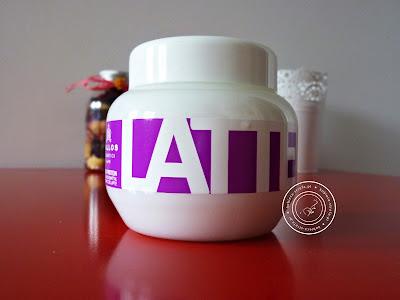 Sernikowa uczta dla włosów! czyli maska Kallos - LATTE z proteinami mlecznymi