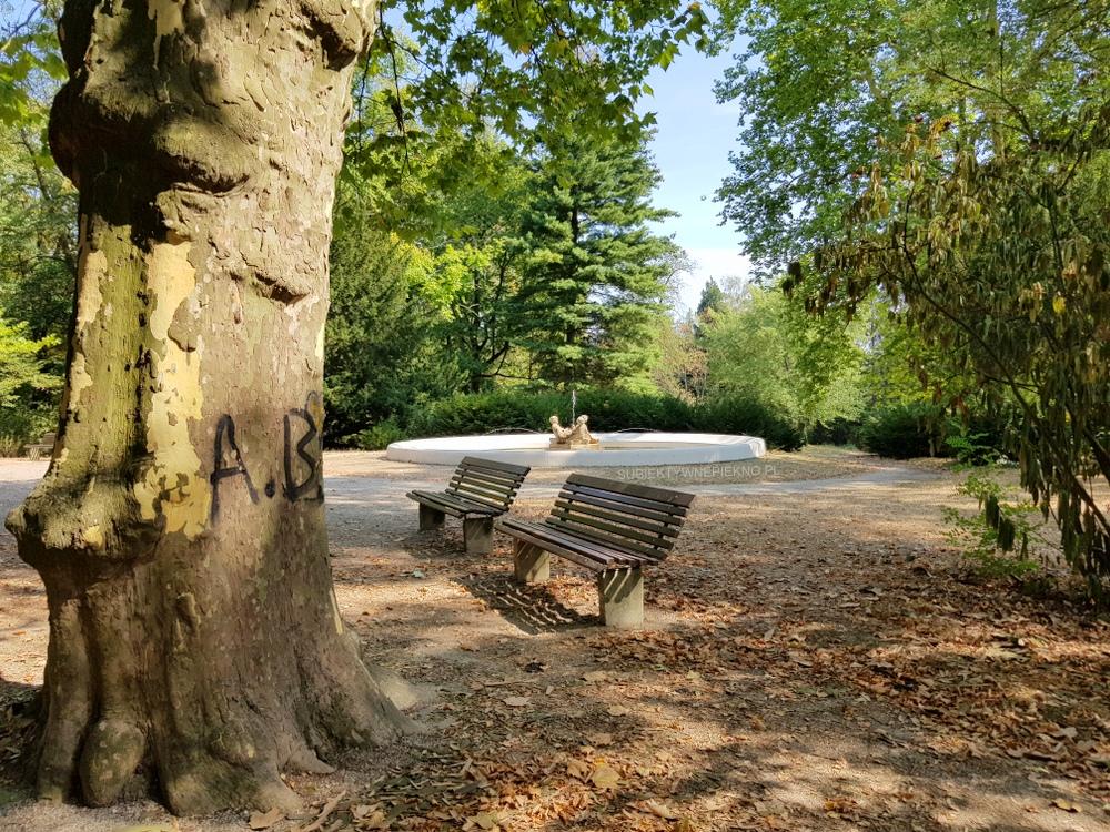 Goerlitz co zobaczyć? Park Miejski Stadtpark