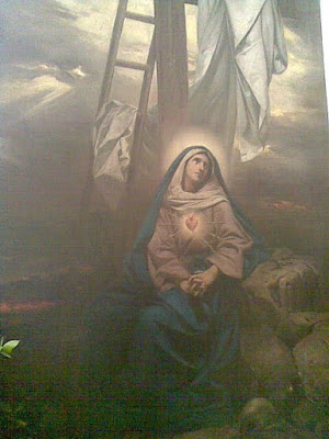 Nossa Senhora das Dores - Imagens, fotos, ícones, pinturas, vitrais