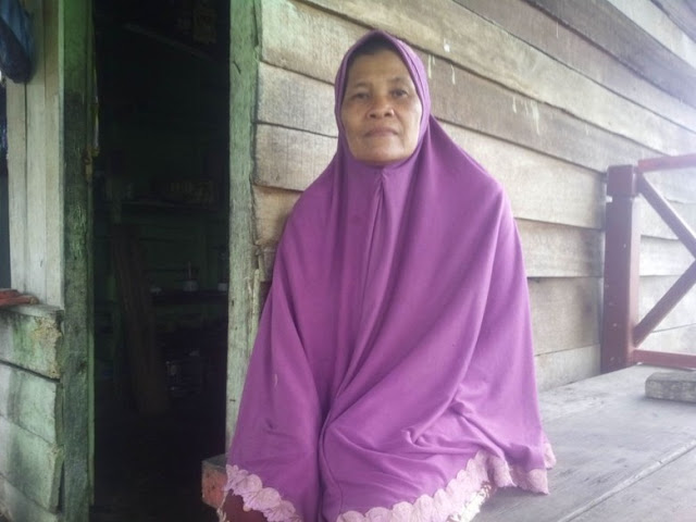 Subhanallah, Seorang Nenek Diselamatkan Ular Raksasa dari Tsunami Aceh!