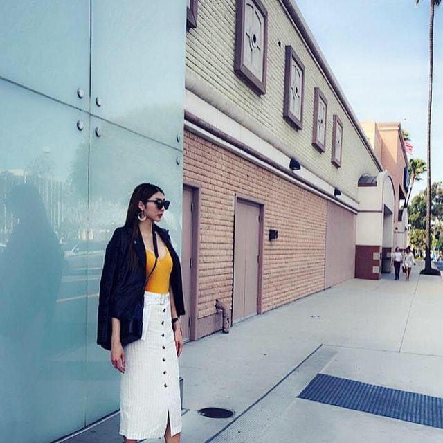 Ngọc Quyên trải lòng từ Mỹ: 'Tôi thấy mình thực sự trưởng thành khi dám đánh đổi' -4