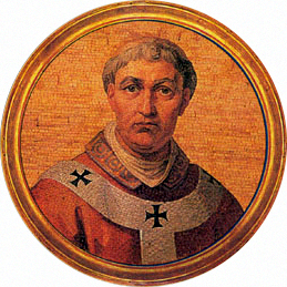 Pope Urban VI was elected after Roman  citizens rioted in the streets