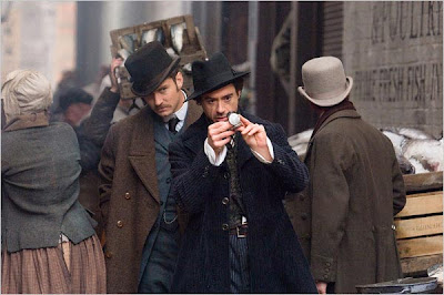 Sherlock Holmes 3 Película