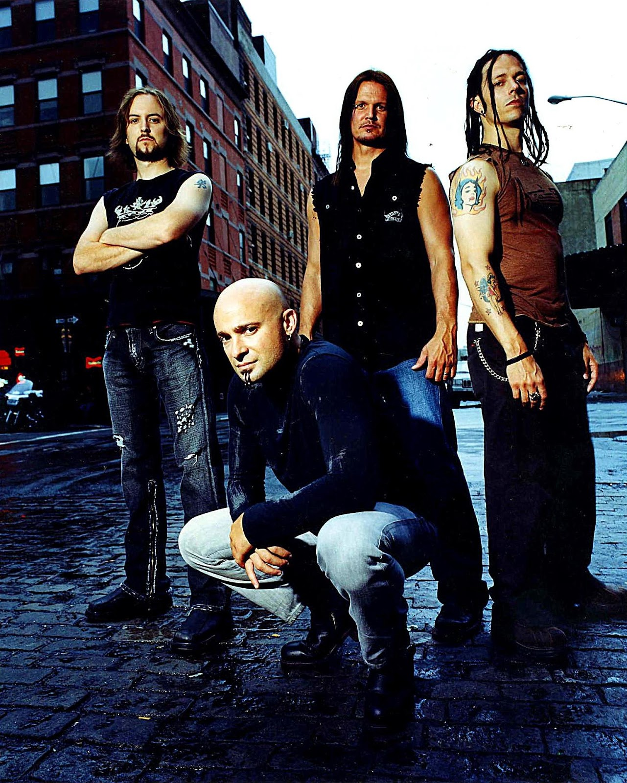 Recommend you album disturbed fist lyric ten thousand 72