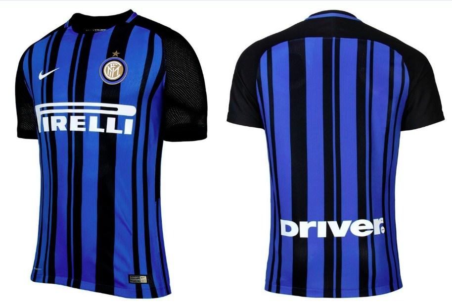 sale retailer 867b8 135ed Inter Milan 2017-2018 Home Kit - Interyasha.com